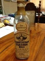 bouteille rhum